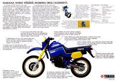 XT600 Z Teneré 1988