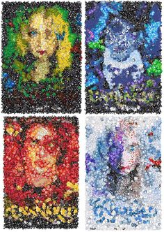 Splintered Series in emojis by Liran