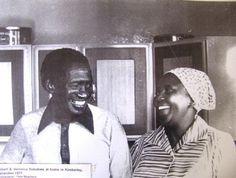 Robert et Veronica Sobukwe