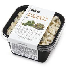 #Publix Deli Artichoke and Spinach Dip #Appetizer #Contest