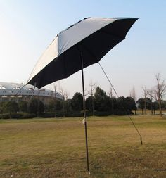 Wholesale folding  fishing umbrellas sand garden umbrella  paint steel  advertising  UV sunshade rain umbrellas