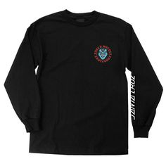 Santa Cruz Skateboards: Tees & Tops: Screaming Hand L/S T Shirt