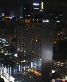 명동 솔라리아 니시테츠 호텔 Solaria Nishitetsu Hotel Myeongdong