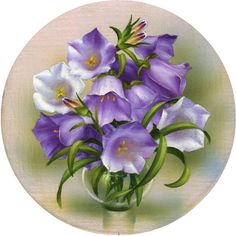one stroke painting flowers Art Floral, Art Carte, Illustration Blume, One Stroke Painting, Bottle Cap Images, China Painting, Decoupage Paper, Vintage Flowers, Flower Art