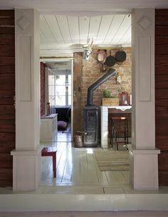 1700-talstorpet - interiör & exteriör | Leva & bo