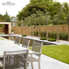 Sw outdoor on pinterest fotografie tuin and buxus - Terras teak zwembad ...