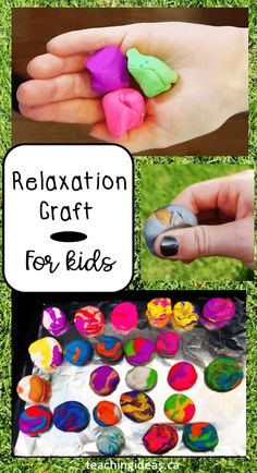 Mindfulness Art Activities for Kids to Use to Calm Down Coping Skills Activities, Social Emotional Activities, Emotions Activities, Calming Activities, Art Therapy Activities, Art Activities For Kids, Preschool Activities, Preschool Learning, Teaching