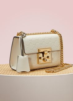 Image result for white gucci padlock