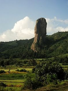 In our first city- Bahir Dar- we would travel to Lake Tana.