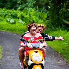 tahiti joy at its core