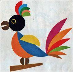 Leer kinderen hoe je prachtige tekeningen en knutsels maakt met enkel rondjes van papier! Erg leuk om te doen! - Zelfmaak ideetjes