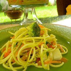 Creamy Zucchini Pasta Recipe