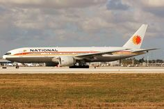 Why Can't NA be one of the final remaining US Airlines? National Airlines, Passenger Aircraft, Sun Shine, Civil Aviation, Us Air Force, Air Travel, Back In The Day, Airplane, Alaska