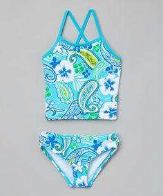 Summer Fashion Baby Girls Floral Lace Tulle 3d Floral Bikini Set Swimsuit Swimwear 1-6years Swimwear