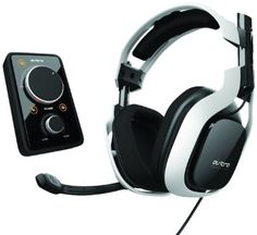 ASTRO Gaming A40 Audio System (White) #astrogaming #videogames