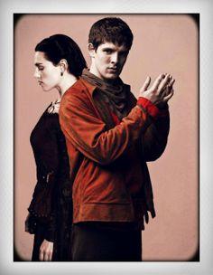 Merlin x Morgana