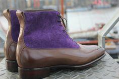 #Boots  Alfred Sargent  #Botas