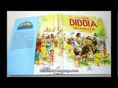 Italian Children's Bible - Lion Children's Bible in 365 Stories / Bibbia Dei Ragazzi in 365 racconti