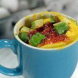 Avocado Omelet in a Mug