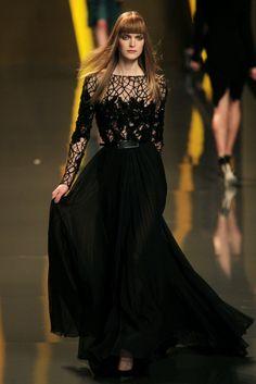 Elie Saab Fall 2012 | POPSUGAR Fashion Photo 1