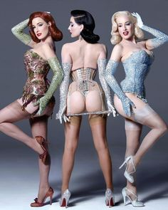 """diva-von-teese: """"The back cover of Dita Von Teese's new book The Art of the Teese, from A to Z Photo by Albert Sanchez """" Dita Von Teese, Burlesque Model, Secret In Lace, Donia, Foto Art, Nylon Stockings, Vintage Stockings, Pin Up Girls, Wonder Woman"""