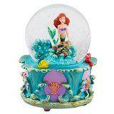 Disney Princess Mini Ariel Snowglobe
