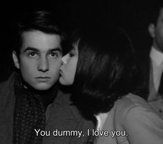 """#differFilm! Jean-Pierre Leaud in """"Masculin Feminin"""". directed by Jean-Luc Godard 1966. by differ.tv"""