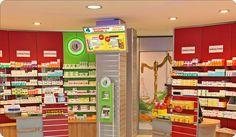 Examples - Optimum Media GmbH - Pharmacies TV - Optimum Media GmbH - Pharmacies TV Pharmacy Store, Store Design, Old Things, Tv, Apothecary, Television Set, Design Shop, Television