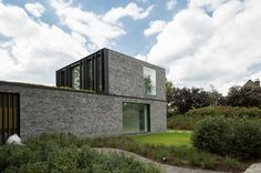 reconversion house VH | aalter - Projects - CAAN Architecten / Gent: