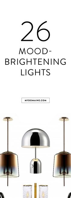 The perfect lights for your home