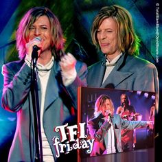 TGIF! David Bowie!