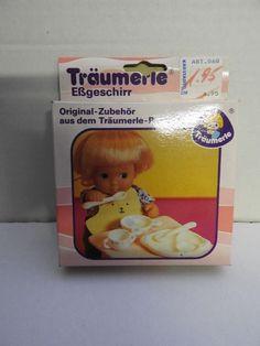 Puppenmöbel Träumerle Vintage OVP