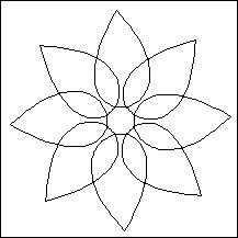 Block of the Day for September 15, 2015 - May Flower