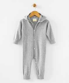 Ivanhoe Hooded Playsuit - Infant