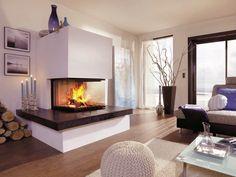 Najbolji kamini u godini Sweet Home, Living Room, Basement, House Ideas, Interiors, Kitchen, Home Decor, Houses, Destinations