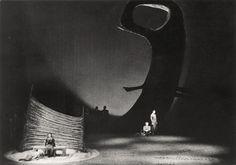 """"""" Tristan und Isolde """" 1.Akt 1962 Wieland Wagner"""