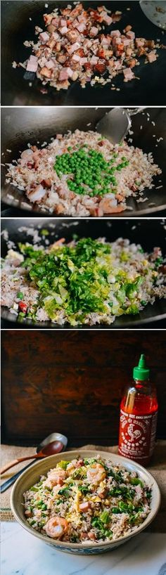 Young Chow Fried Rice recipe by the Woks of Life