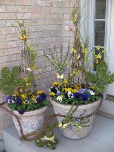 Spring Container Idea