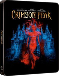 Crimson Peak - Zavvi Exclusive Limited Edition Steelbook (Limited to 3000 copies)