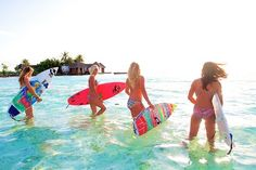 Learn to surff:Yep on the Bucket List