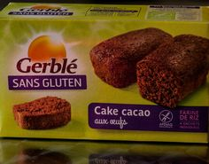 CAKE CACAO aux oeufs - SANS GLUTEN - GERBLE - 5 MISS/5
