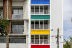 STUDIOS 54 / Hill Thalis Architecture + Urban Projects