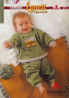 Sandnes garn 9910 Lanett Baby 0-4 år Sweatshirts, Sweaters, Baby, Fashion, Moda, Fashion Styles, Trainers, Sweater, Sweatshirt