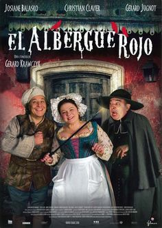 "El albergue rojo (2007) ""L'auberge rouge"" de Gérard Krawczyk - tt0880440"