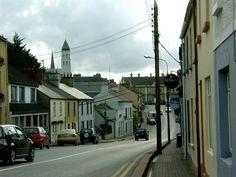 Ireland, home of my Fitzpatrick's Barry Wilson, The Gathering, Paths, Ireland, Street View, Toilets, History, Irish, Historia