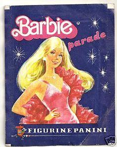 Barbie figurine