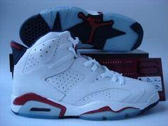 official photos 4741c fd337 Air Jordan 6 white red