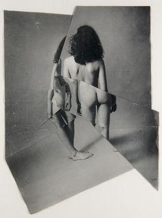 Jiri Kolar - Sans Titre, 1979 Photography Illustration, Art Photography, Powerful Art, Through The Looking Glass, Mans World, Photomontage, All Art, Art Inspo, Photos