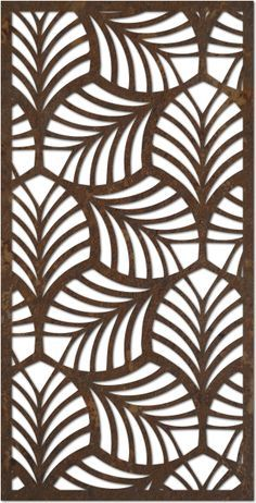69 Ideas For Decorative Screen Panels Patterns Stencil Patterns, Stencil Designs, Decorative Screen Panels, Stencils, Leaf Stencil, Stencil Walls, Laser Cut Panels, Laser Cut Screens, Textures Patterns