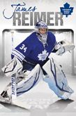 James Reimer Superstar Toronto Maple Leafs NHL Hockey Poster - Costacos 2013